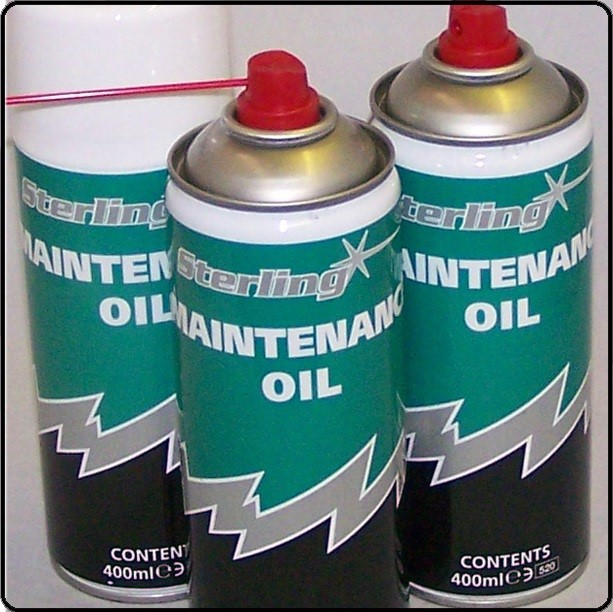 Maintenance Oil 400ml
